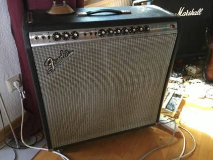 fender super reverb baujahr 1973 in niedersachsen. Black Bedroom Furniture Sets. Home Design Ideas