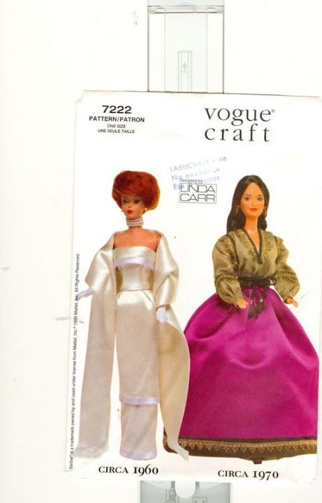 Free Copy of Pattern - Vogue 7222 ...