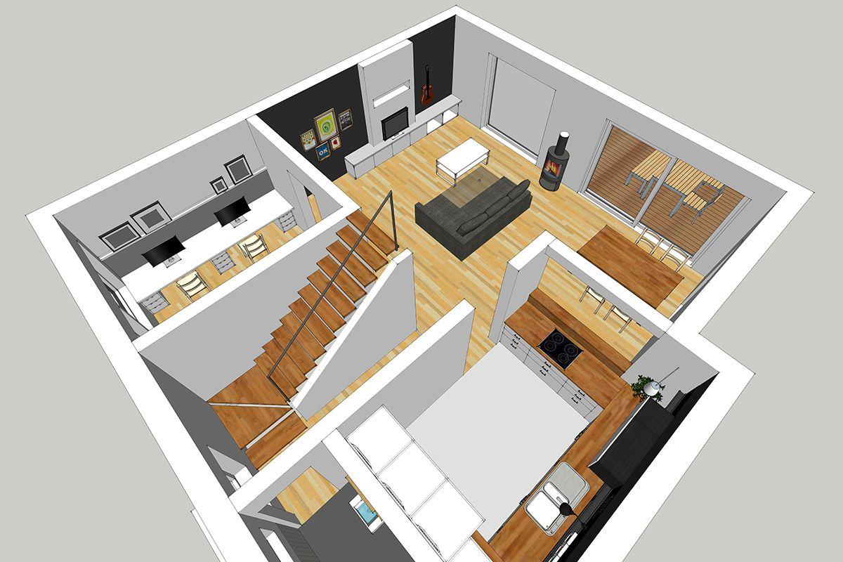 Tools für die Hausplanung3 Google SketchUp Wohnkultur