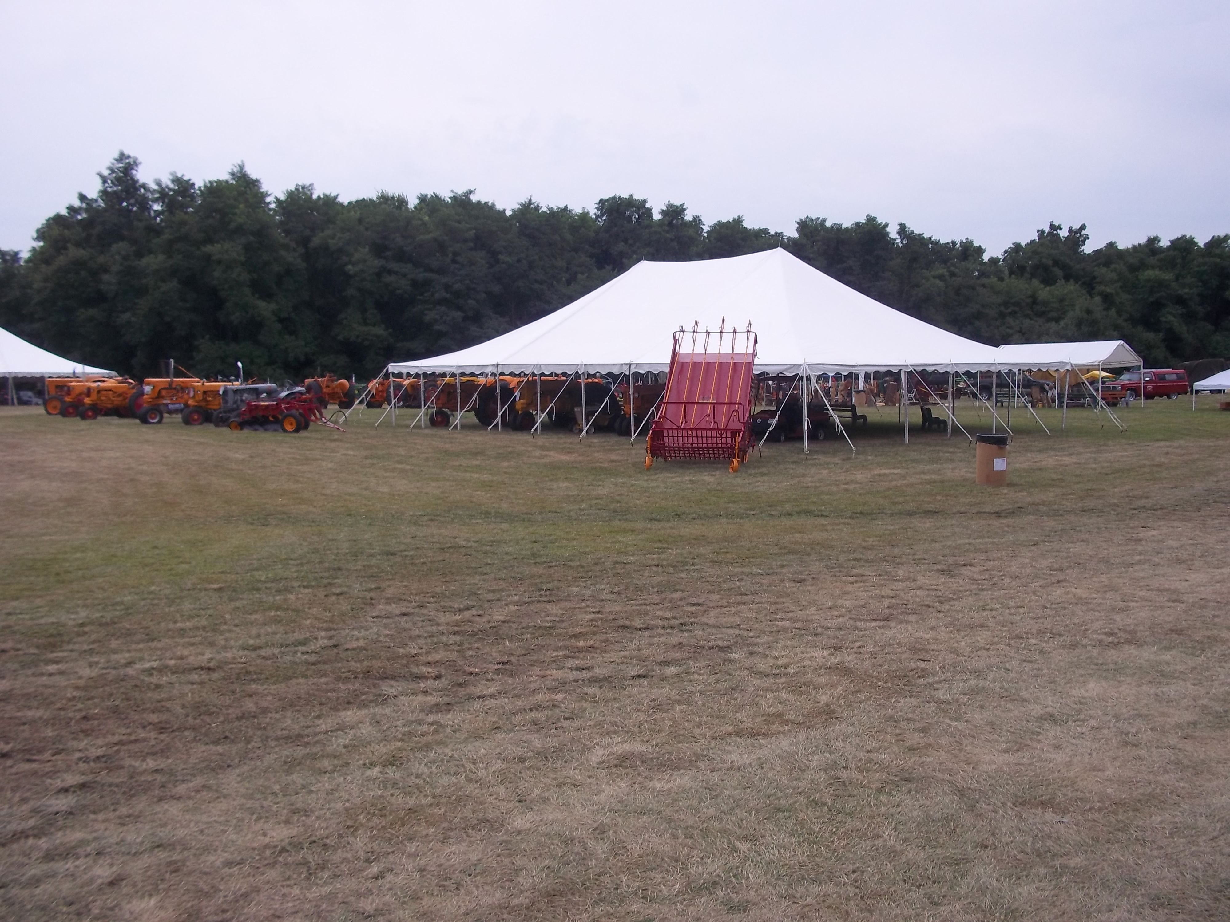 MM feature tent & MM feature tent | Minneapolis Moline | Pinterest | Tents and Tractor