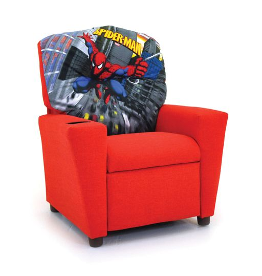 Terrific Spider Man Recliner Kids Furniture In 2019 Recliner Sale Pabps2019 Chair Design Images Pabps2019Com