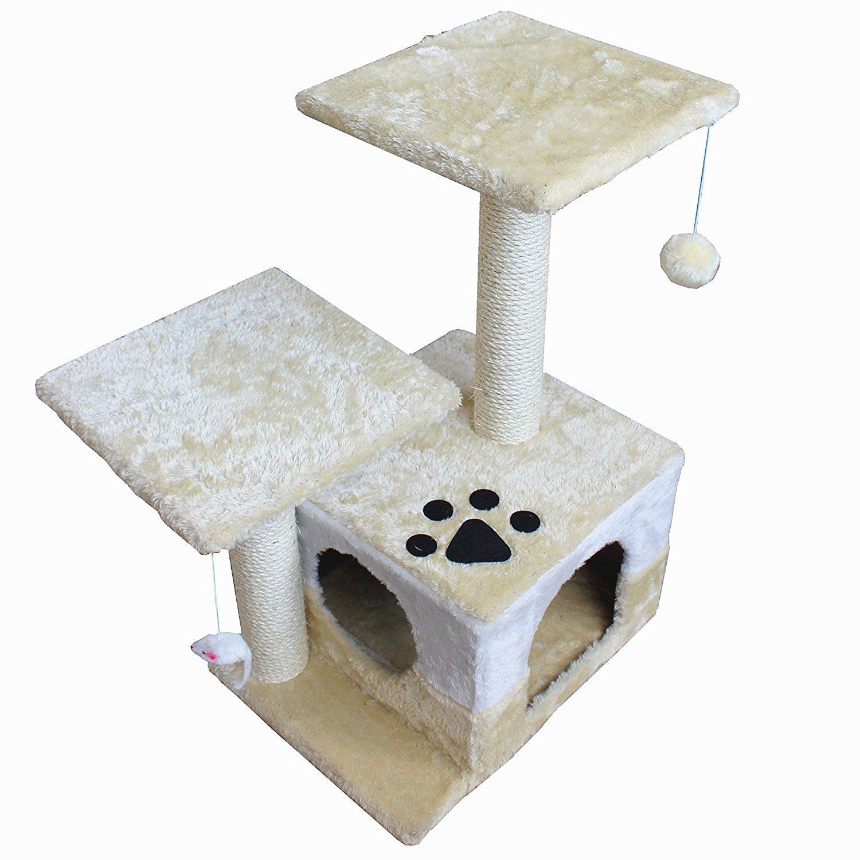 America Phoenix Multi Color Newest Cat Tree Condo Furniture Scratch Post  Perch Post Pet House Perch