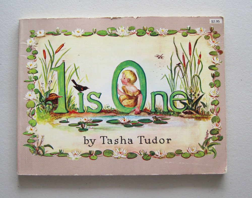 1 is One ~ Tasha Tudor