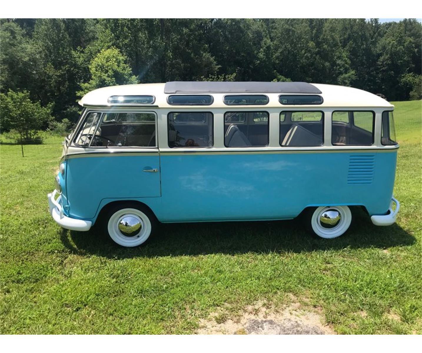 1975 Volkswagen Bus Cc 1321589 For Sale In Greensboro North Carolina Volkswagen Bus Volkswagen Buses For Sale