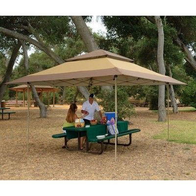 Z-Shade 13 x 13 Foot Instant Gazebo Canopy Tent Outdoor ...