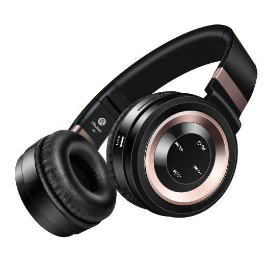 Wireless Headphones Sound Intone P6 Stereo Bluetooth Headphones With Microphone Wireless Headphones Bluetooth Headphones Wireless Wireless Headphones With Mic
