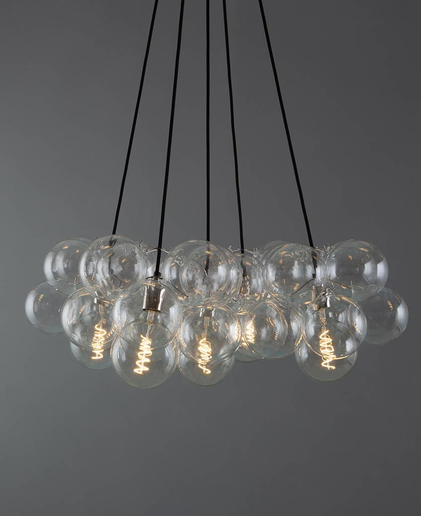 8 Simple Tips To Install Chandelier For You Room To Look More Adorable Bubble Chandelier Ceiling Lights Glass Chandelier