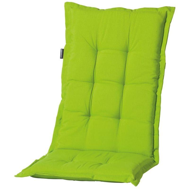 Madison Coussin De Chaise D Exterieur Panama 105 X 50 Cm Lime