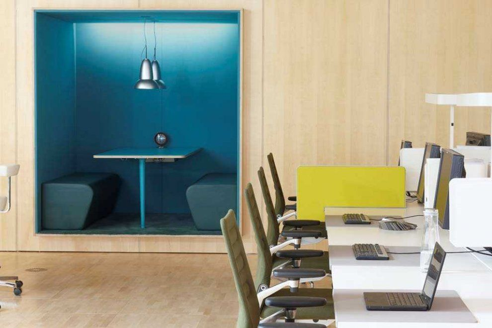 Meeting rooms not crazy about the seating but i like the for Office design vitra