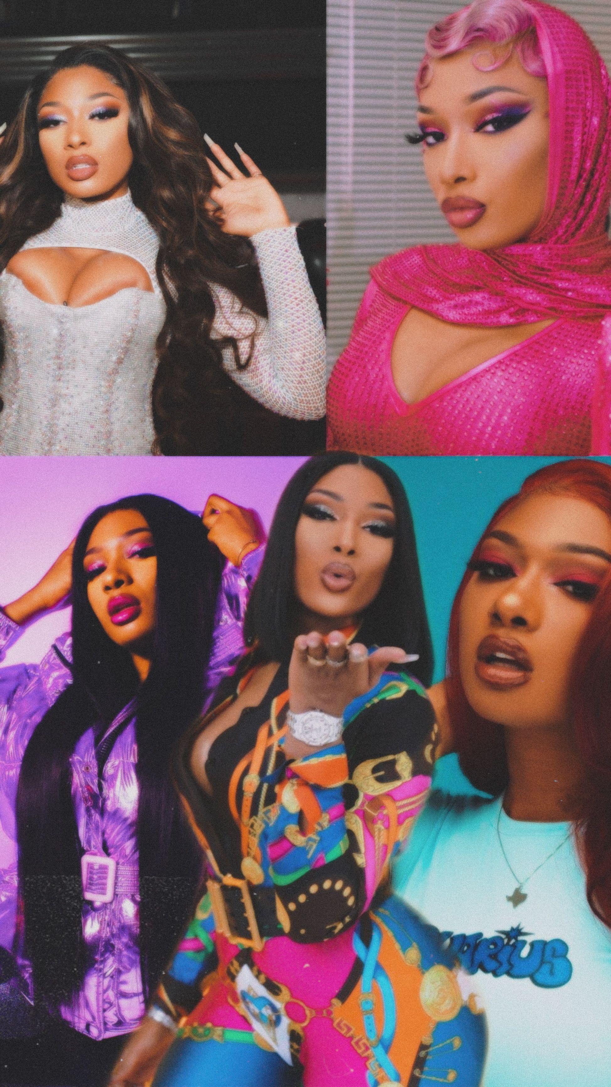 Thee Stallion In 2020 Bad Girl Wallpaper Black Girl Aesthetic Bad Girl Aesthetic
