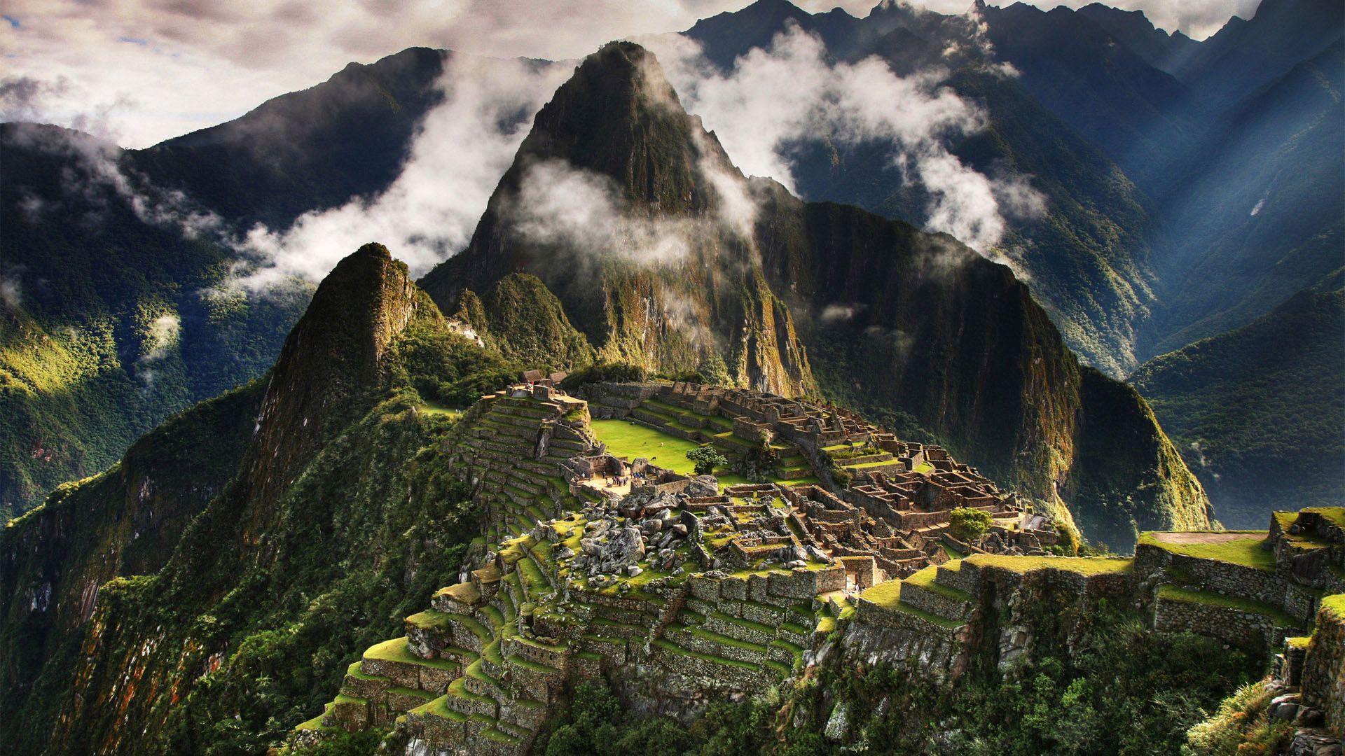 Peru - Machu Picchu http://www.vertrekdirect.nl/lastminutes/peru.html?utm_source=pinterest&utm_medium=textlink&utm_campaign=socialmedia