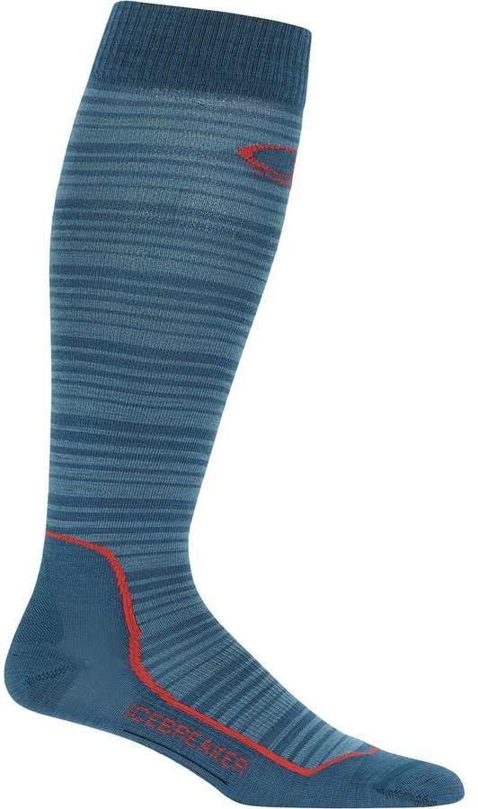 7e291a8e6 Icebreaker Ski+ Ultralight Over The Calf Sock - Men's | Męska moda ...