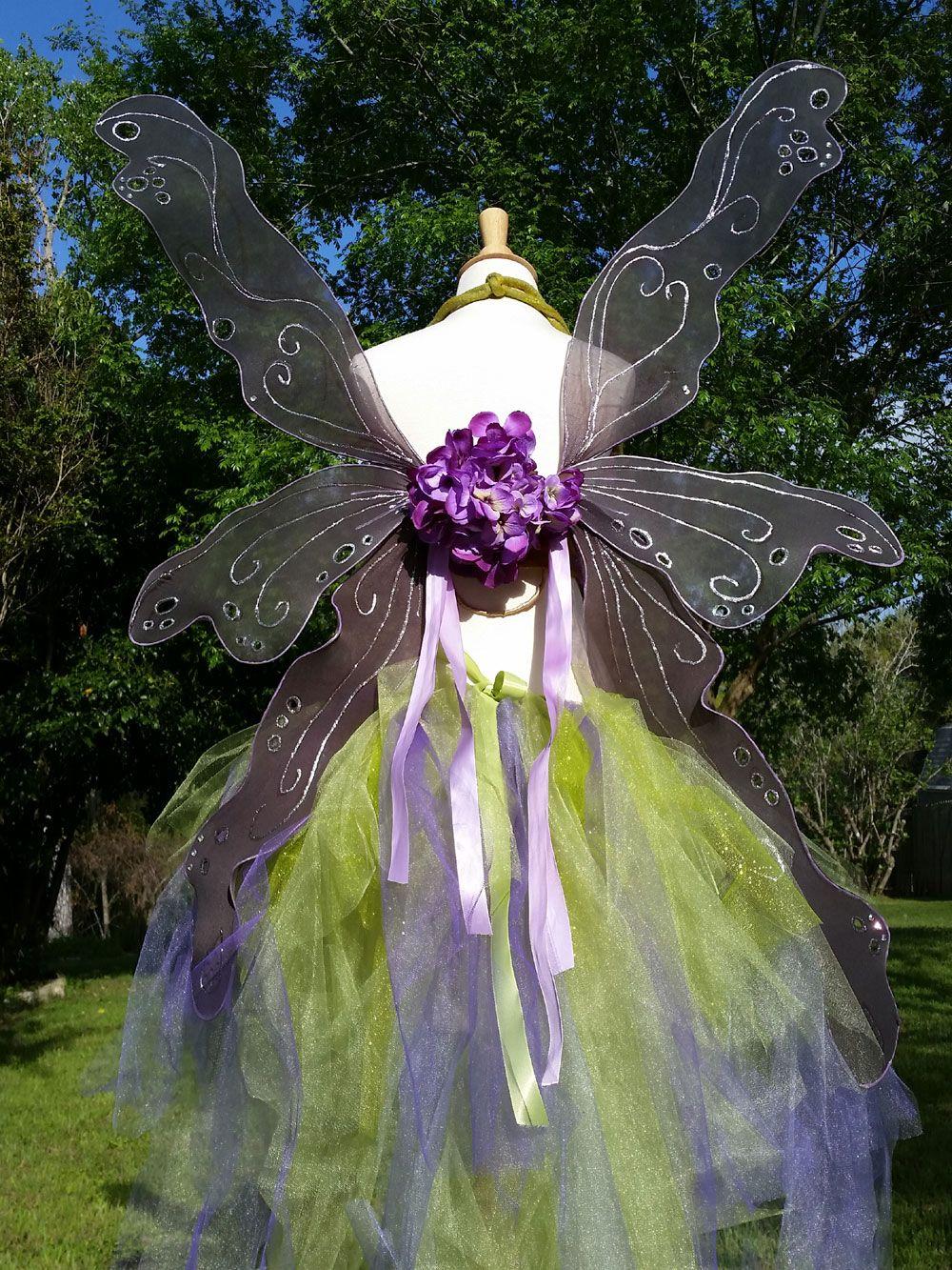 Nuno Felt Art Bra And Diy Fairy Wings Costume Fairy Wings