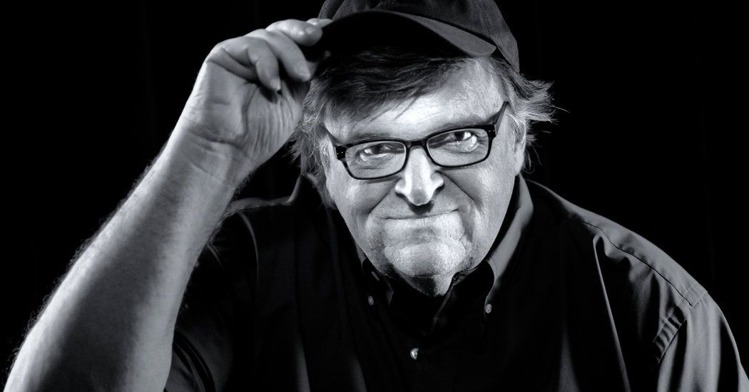 Michael moore loves movies and showing them in traverse