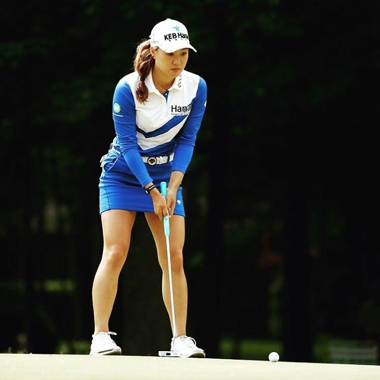 Minjee Lee with a great finish at the 2017 LPGA Volvik Championship. Tenue De Golf Mignonne, Femmes Pilotes, Femmes Athlétiques
