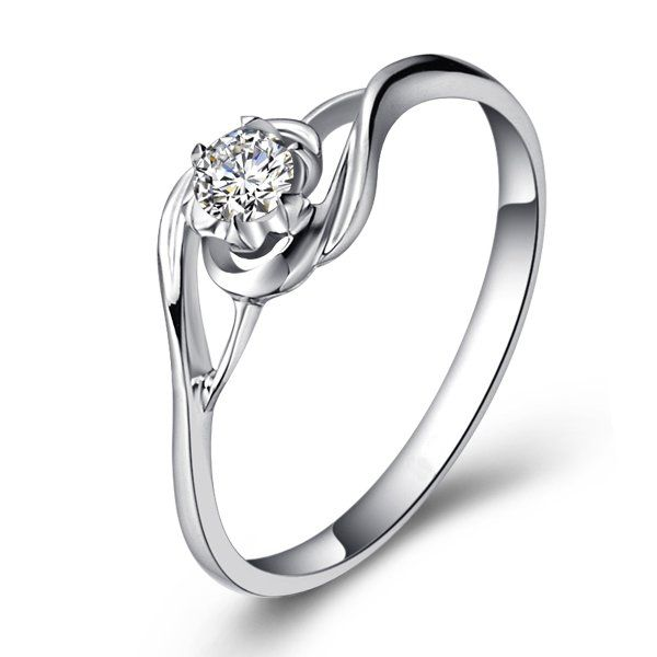 Beautiful and most stylish ladies diamond engagement rings designs