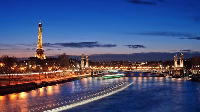 Paris Seine River France High Definition Wallpapers Hd Wallpapers Paris At Night Paris Wallpaper Paris