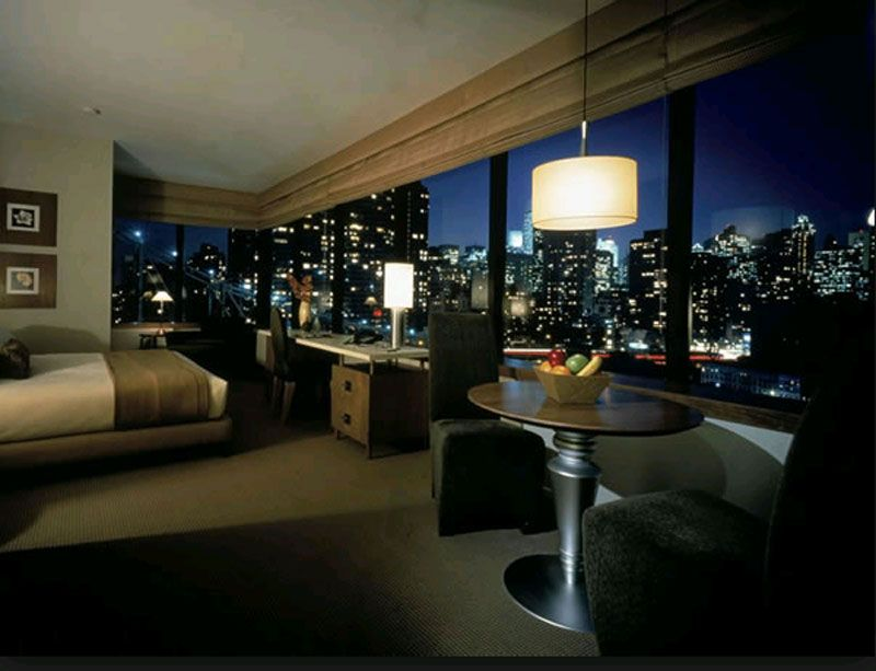 Bedroom At The Boutique Bentley Hotel New York Amazing Views