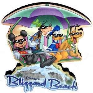 Disneys Blizzard Beach College Program Spring 1998!