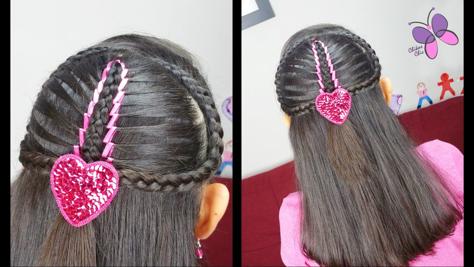 Unique Hair Styles: Cute Girly Hairstyles