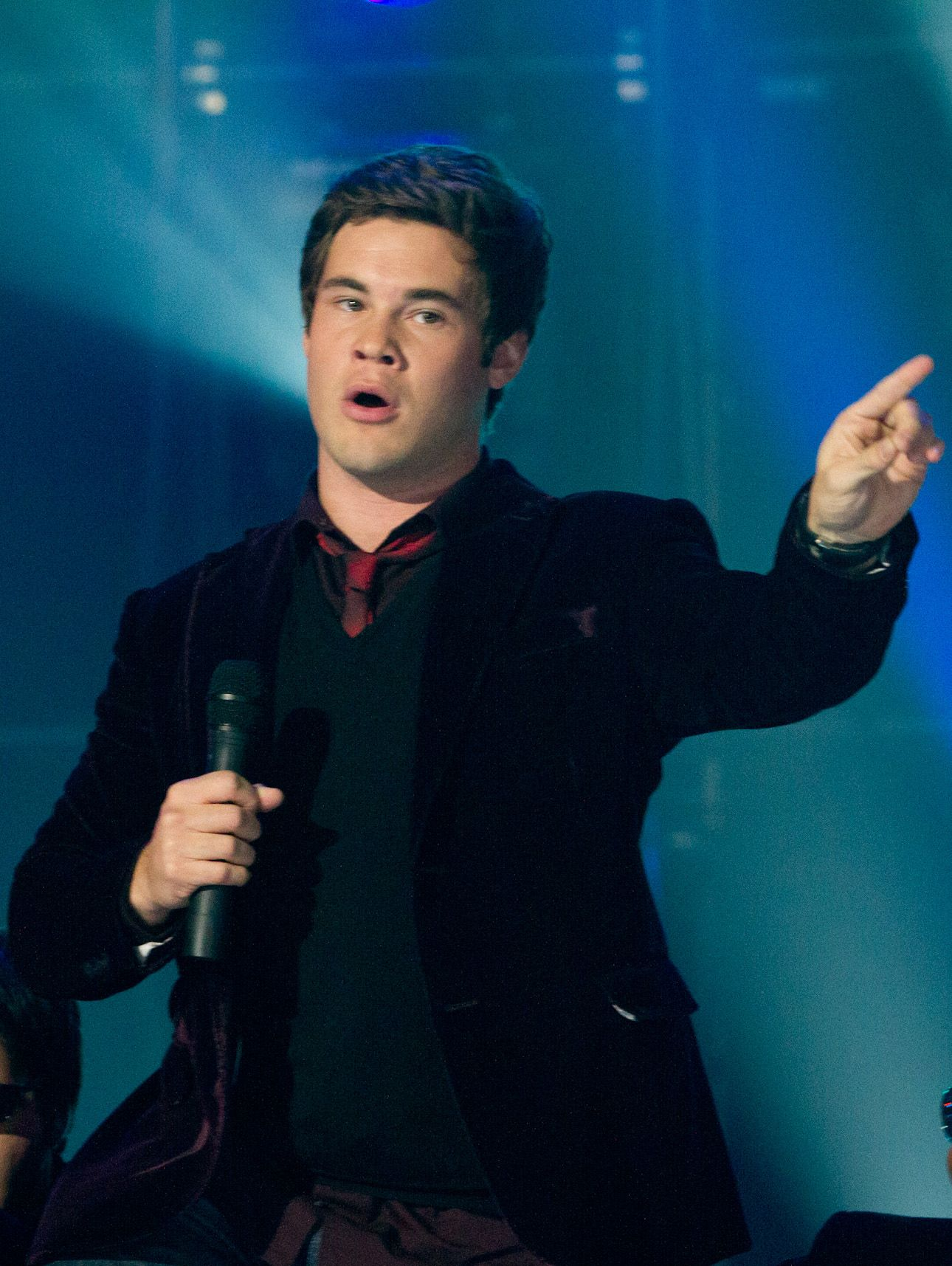 Adam Devine From Pitch Perfect And Workaholics In Pitch Perfect