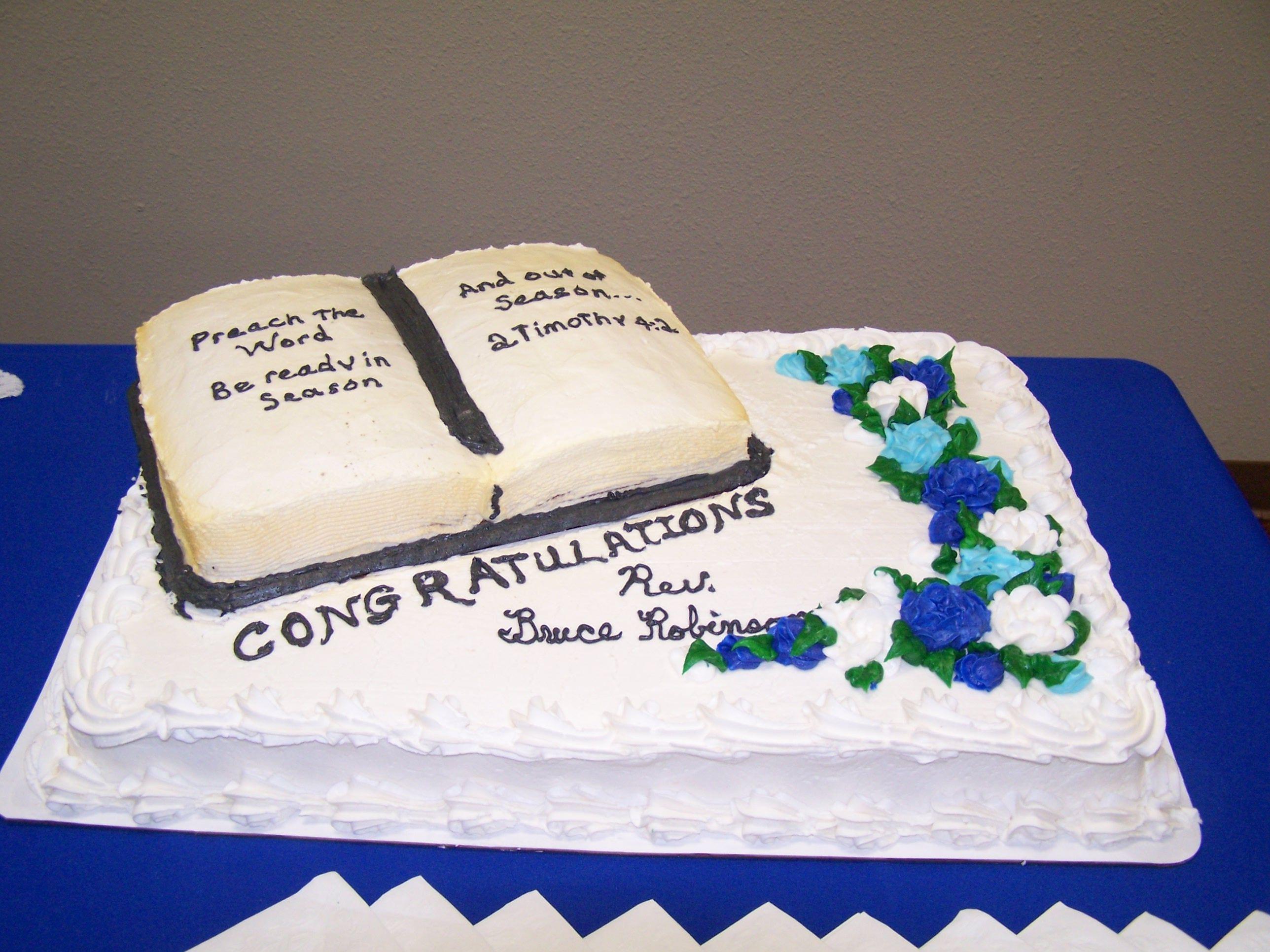 Pin on Religious Cakes