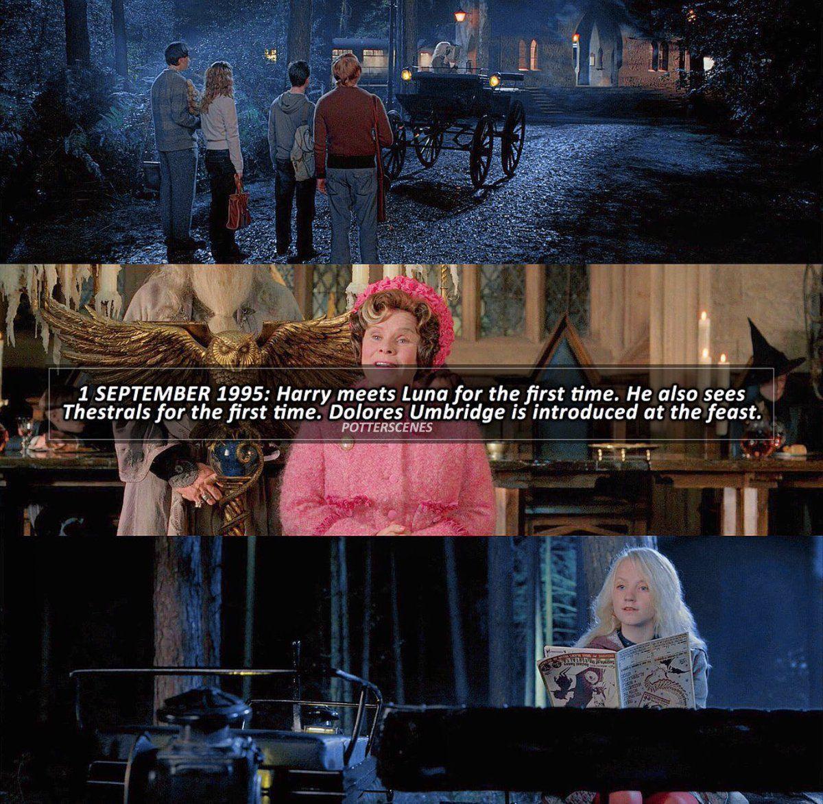 September 1st Harry Potter Quotes Harry Potter Dolores Umbridge