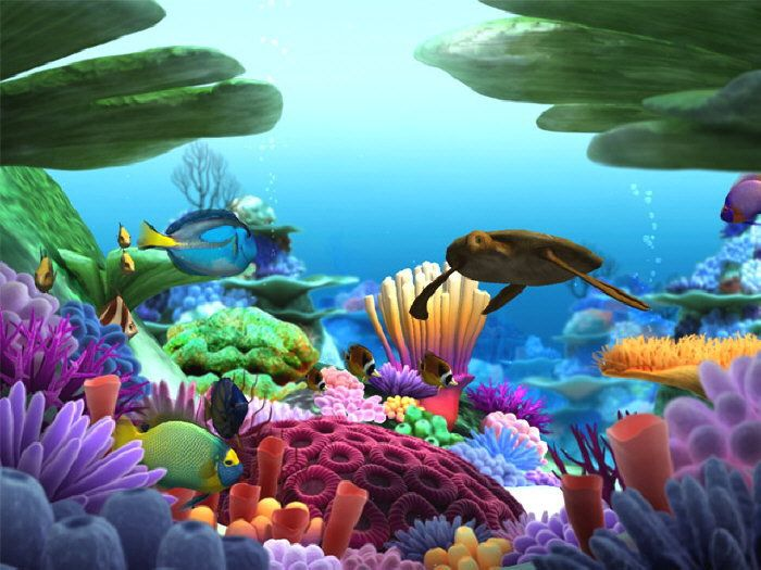 Explore the fascinating beauty of the underwater world with a explore the fascinating beauty of the underwater world with a vibrant coral reef colorful sponges publicscrutiny Images