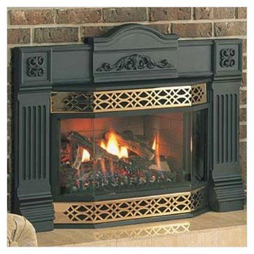 Gi3016n Gas Fireplace Insert For A Wood Burning Fireplace Gas Fireplace Insert Napoleon Gas Fireplace Fireplace Inserts