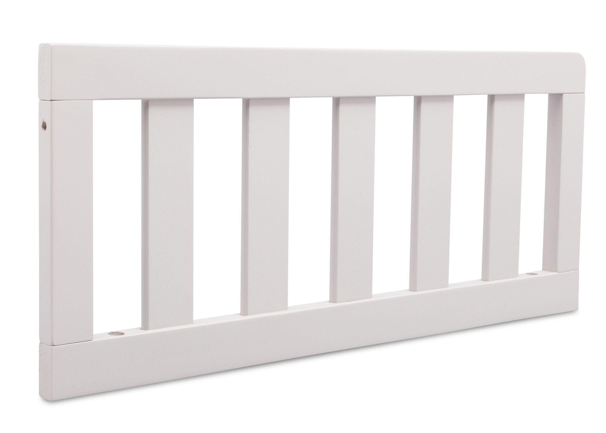 Grey Delta Children Toddler Guardrail