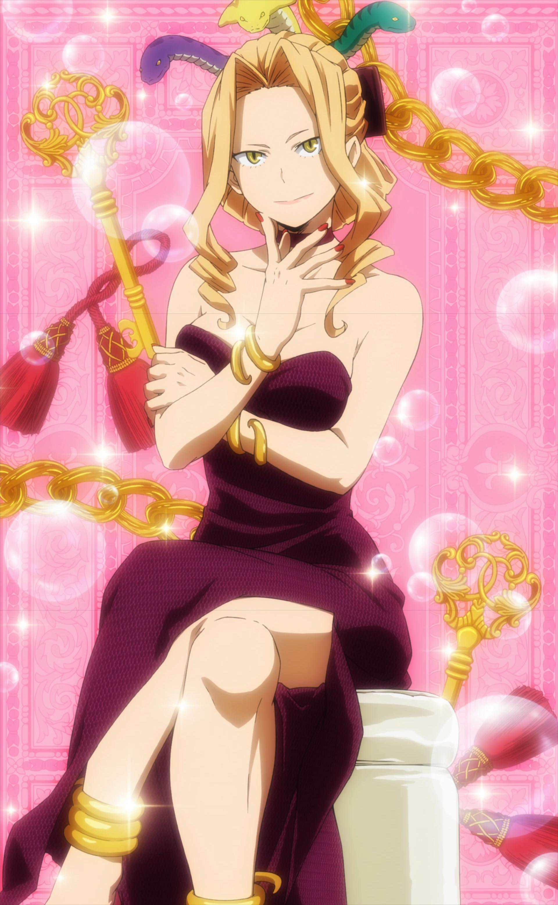 Uwabami Anime My Hero Academia Birthday December 9