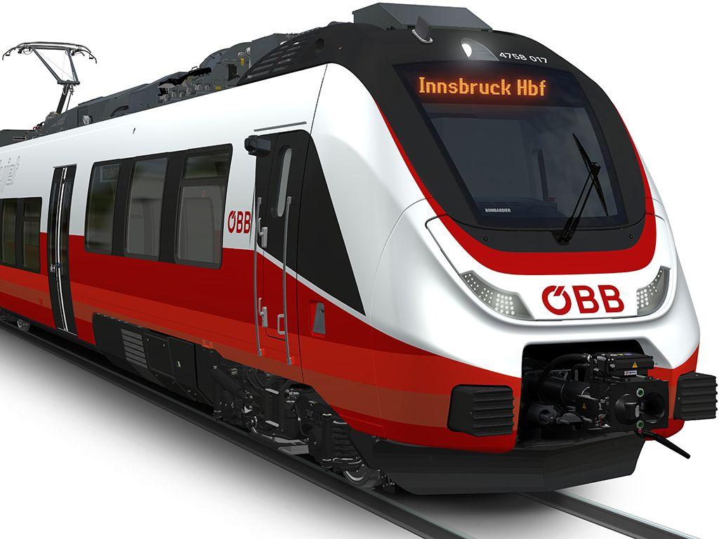 Obb Orders Bombardier Emus Vlak