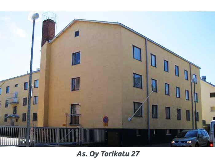 Torikatu 22 Oulu