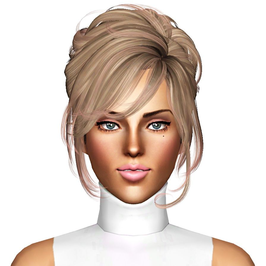 NewSea`s Crescent hairstyle retextured by July Kapo