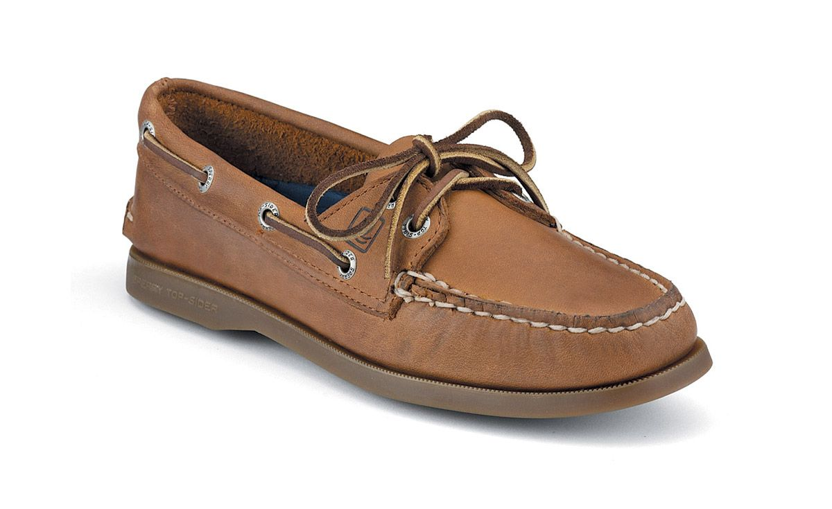 Women S Authentic Original 2 Eye Sperry Boat Shoes In