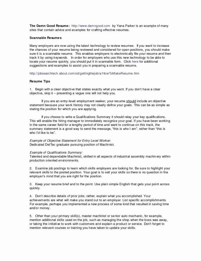 Resume Current Job Tense Best Of Resume Current Job Past