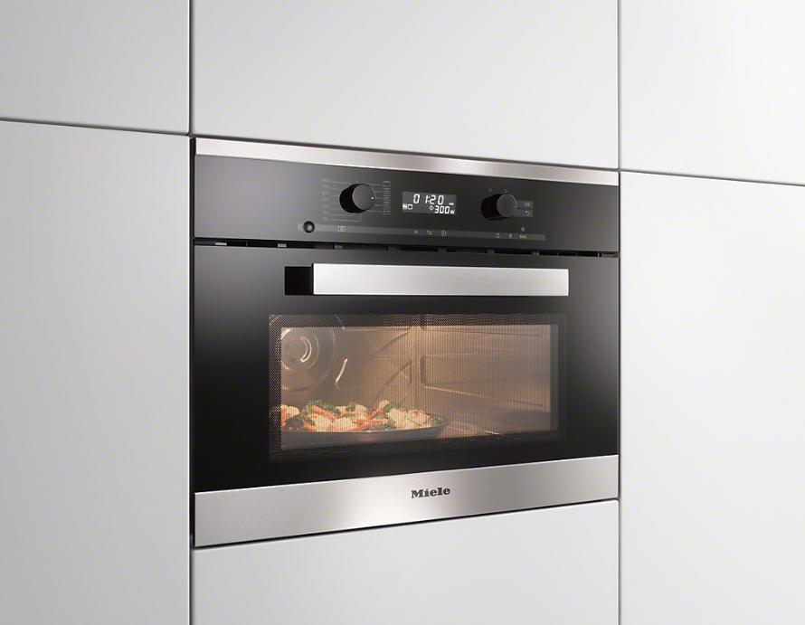 Wall Oven Microwave Combo