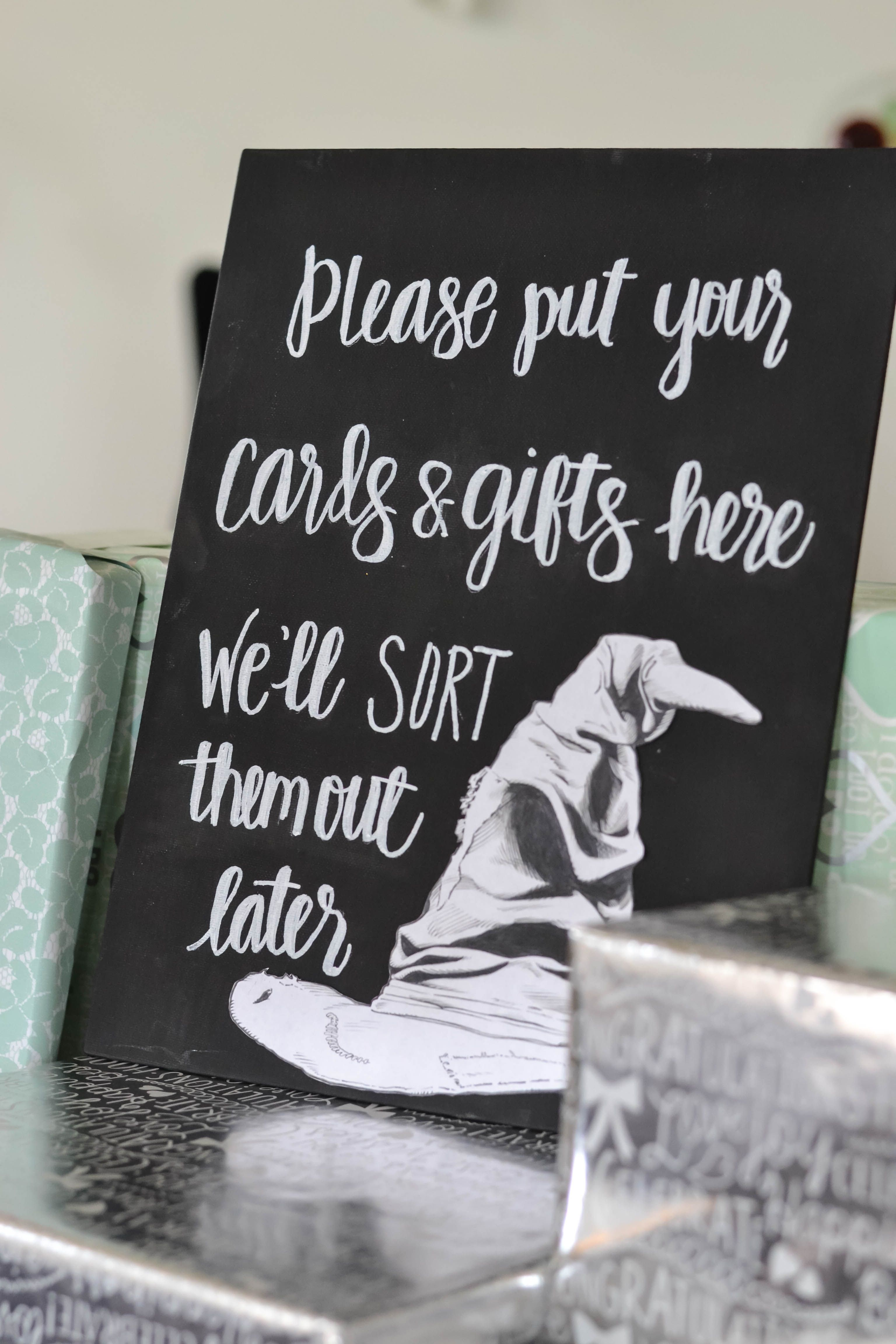 0795c12af7e9 Grab your wand and your broom and take a look at these brilliant ideas for  a Harry Potter wedding theme. Muggles need not apply!