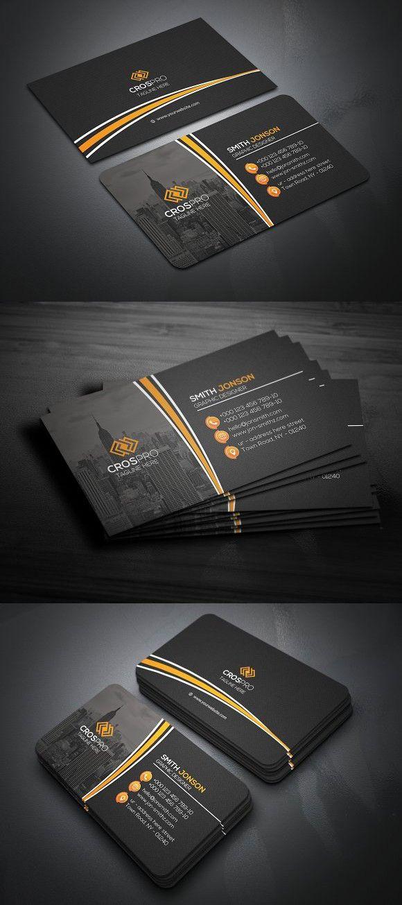 Business Card | Business Card Templates | Pinterest | Business cards ...