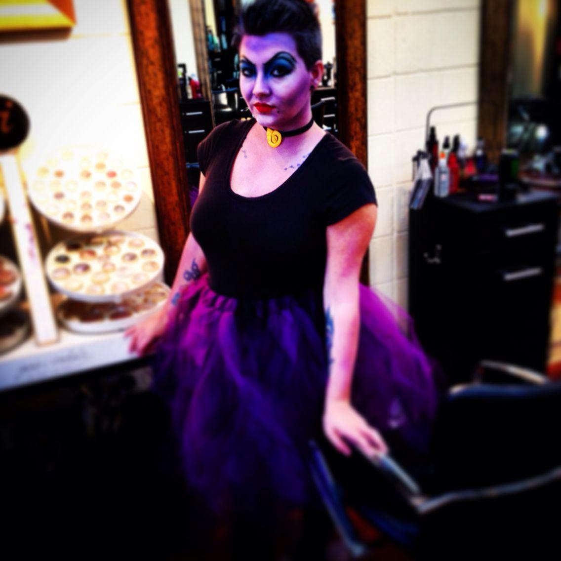 Ursula! #aurasalom