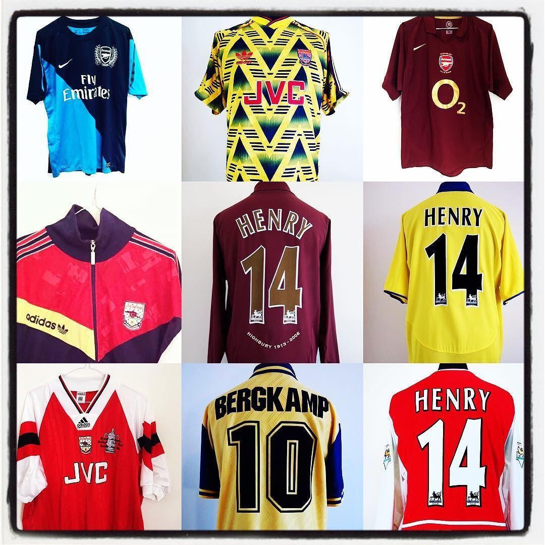 12ecaffae 10% off all Arsenal shirt orders before Premier Legaue k.o. when you enter  FSC at checkout  football  footballshirt  footballshirtcollective  arsenal   uta ...