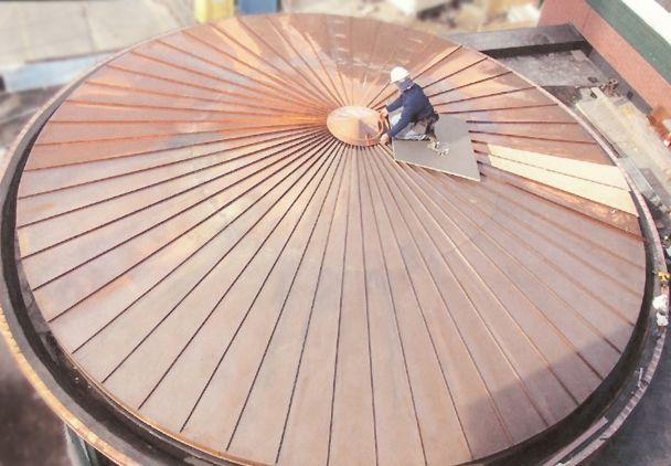 Pin Van Akademia Miedzi Copper Academy Op Copper Roof Voor Het Huis