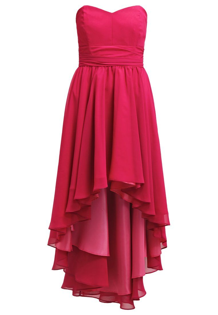 swing suknia balowa himbeerrot   kleider, rot, produkt