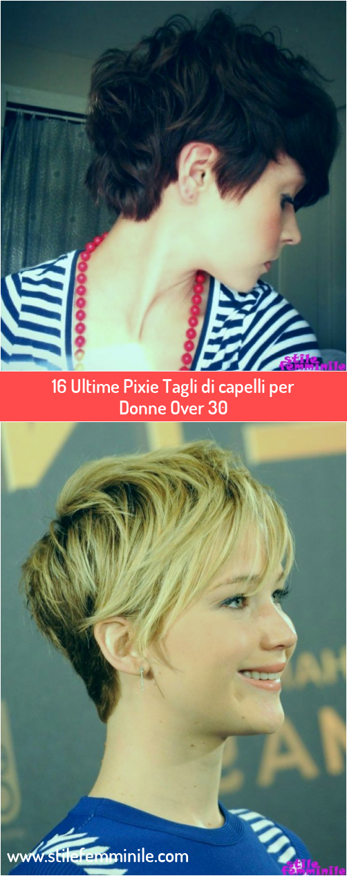 Photo of 16 Ultime Pixie Tagli di capelli per Donne Over 30