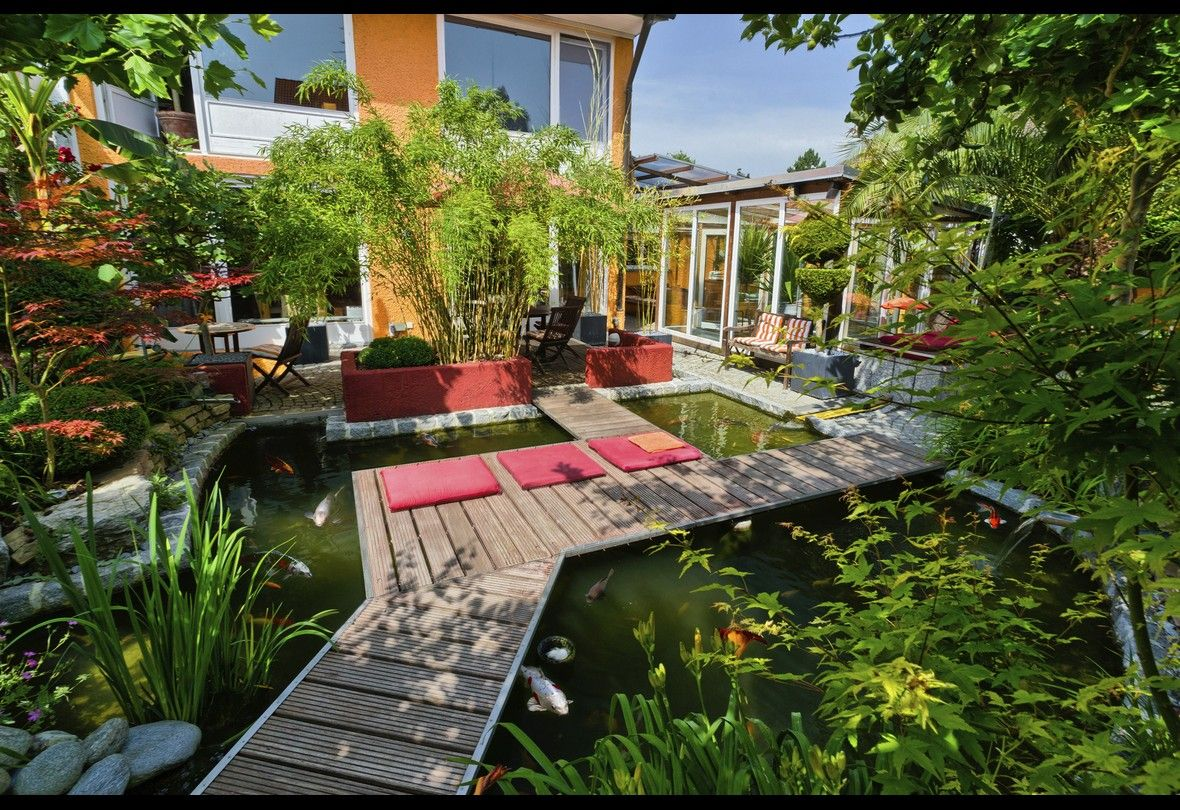 canada ponds backyard backyard backyard landscaping on stunning backyard lighting design decor and remodel ideas sources to understand id=21991