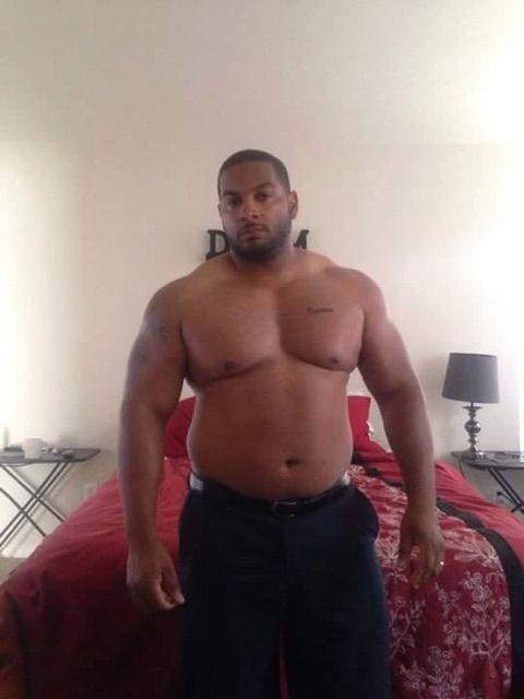 Tall chubby guys