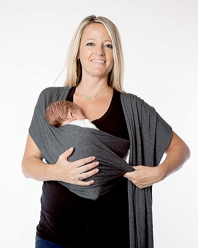 kangaroo wrap newborn