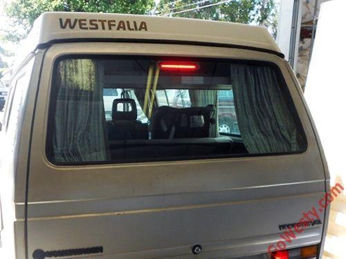 Third Brake Light Kit (LED) Led, Van life, Exterior lighting