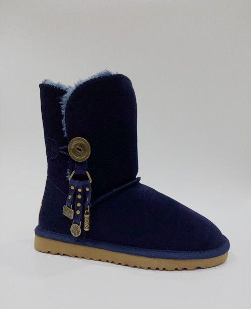 1d6e3551d35 Womens Azalea Boot 1005382 Navy Blue | shoes i like | Uggs, Boots ...