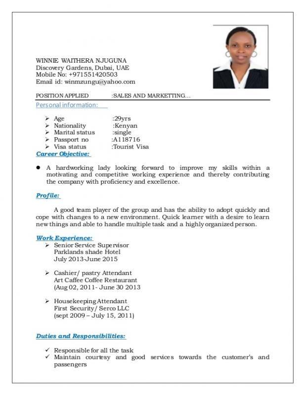 Resume For Flight Attendant Flight Attendant Resume Flight Attendant Job Resume Format